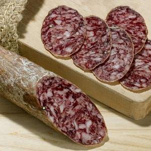 Salchichón cular ibérico de Bellota